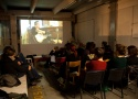 "Videoscreening Sol Haring - ""No Time To Get Old"", Foto: Alexandra Gschiel"